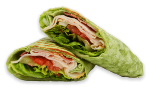 Winchell's Turkey Wrap