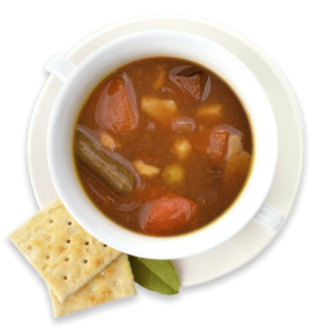 Winchell's Beef Vegetable Soup