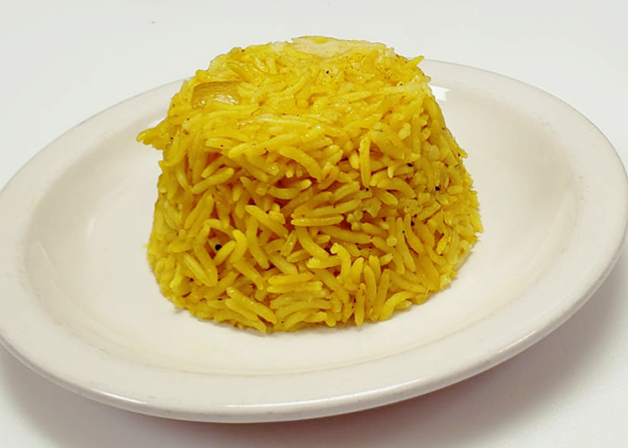 Bassmati Yellow Rice