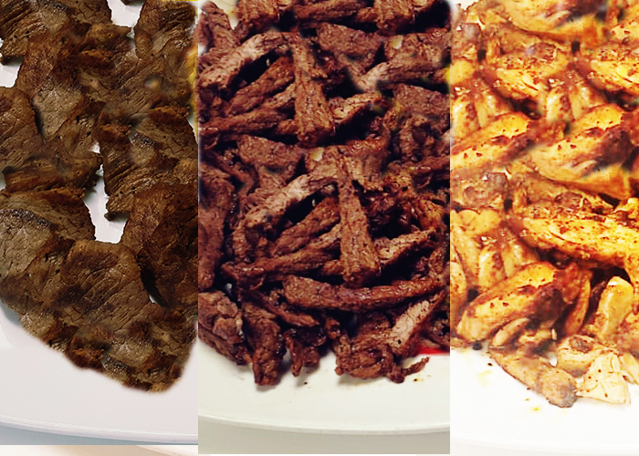 Beef Chicken or Gyro