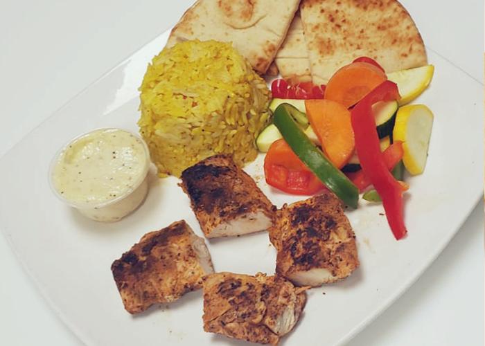 Chicken kabob