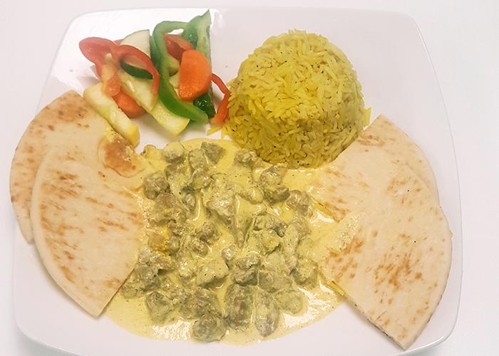 Lamb-Curry