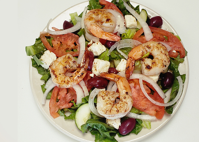 Large Jumbo Shrimp Salad