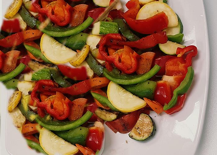 Mixed vegetable - $3.50