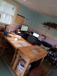 Jenn's Office