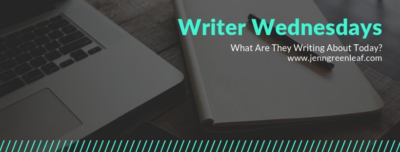 Writer Wednesdays
