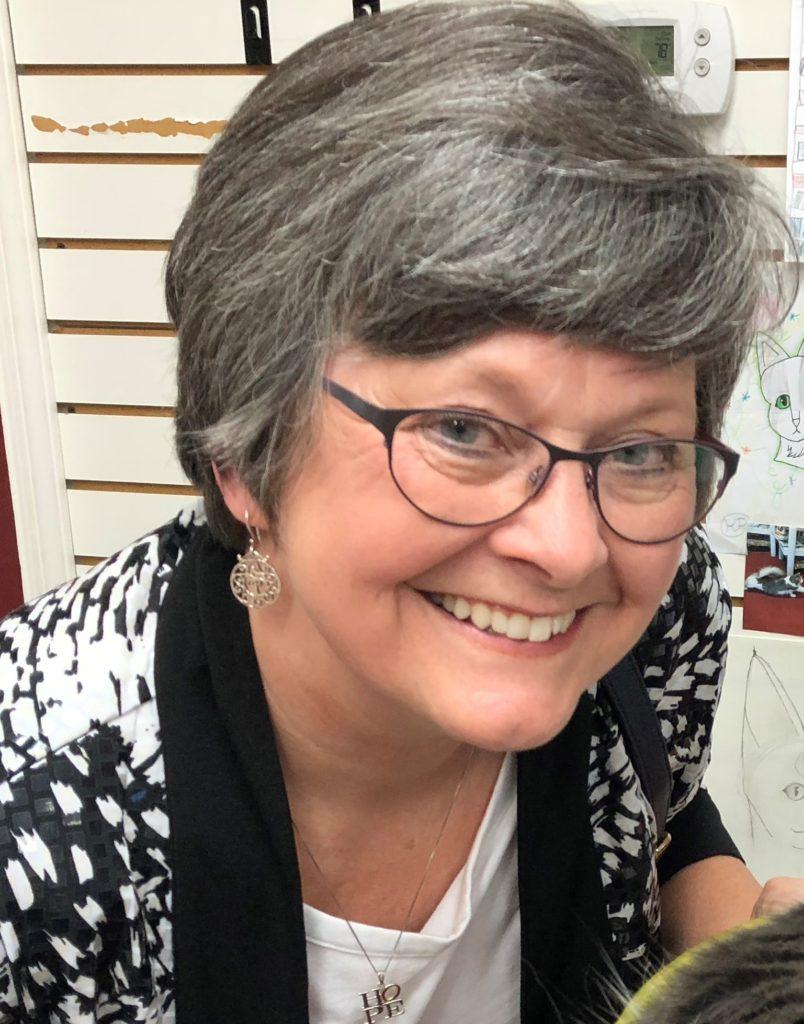 C Hope Clark, author of Dying on Edisto