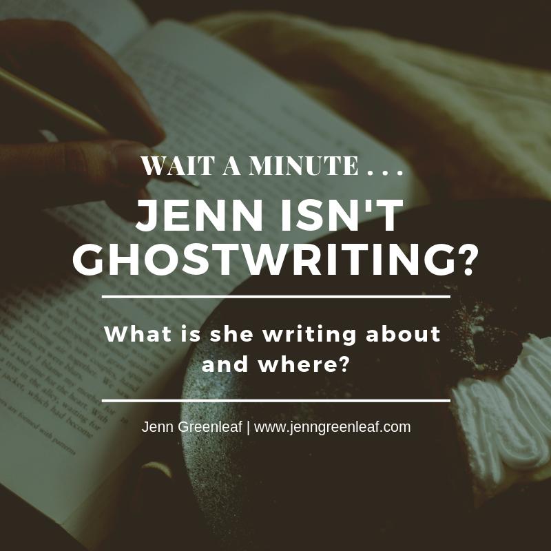 Clips from Jenn Greenleaf's Portfolio