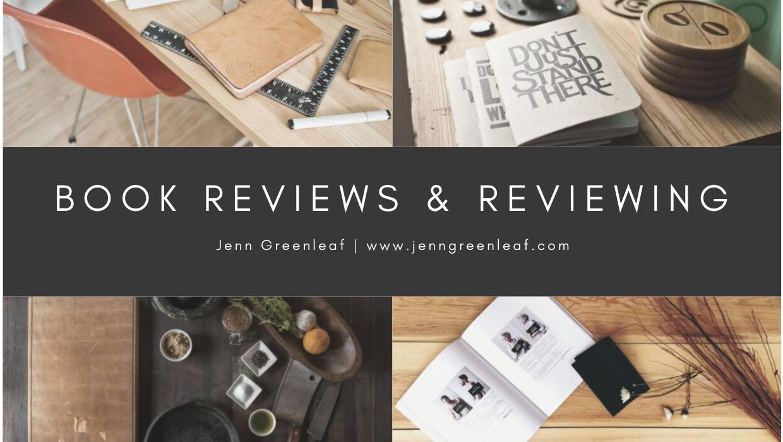 Book Reviews & Reviewing