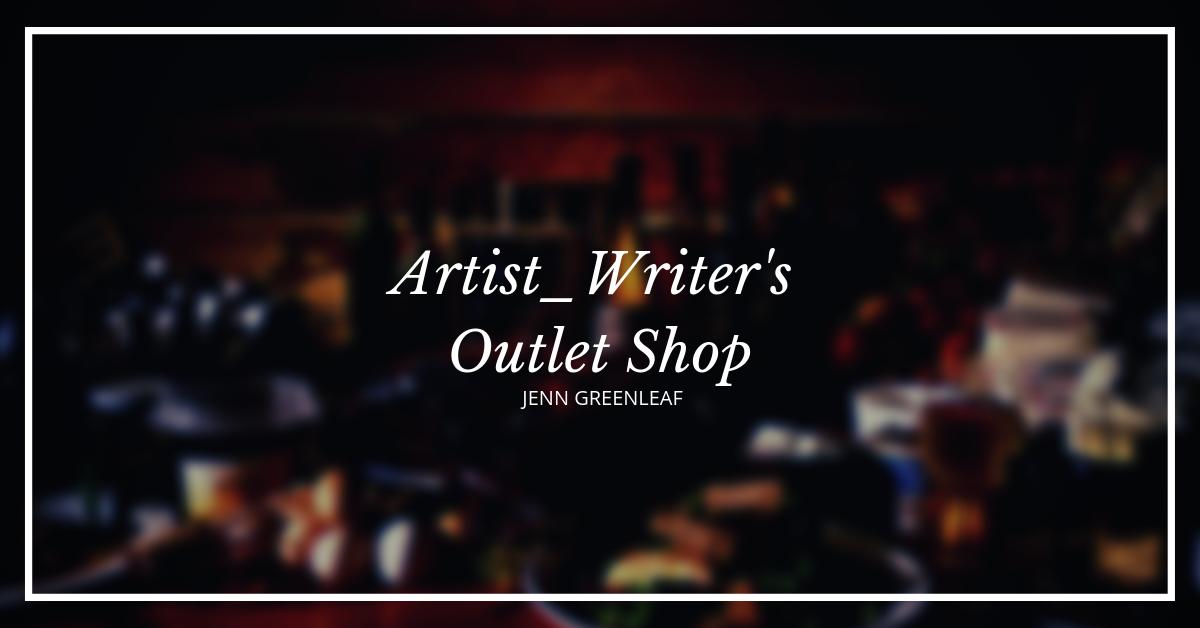 Artist_Writer's Outlet Shop