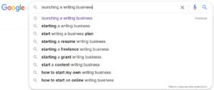 Leveraging Google Suggest