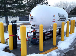 propane autogas Motor Fuel Dispenser