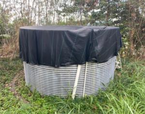 Water Catchment Storage Tank