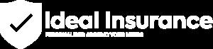 Ideal insurance logo footer