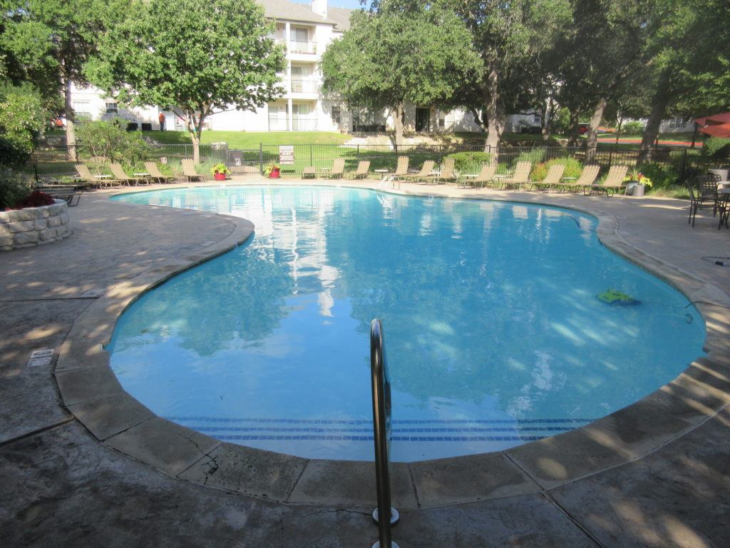 Pools and Amenities