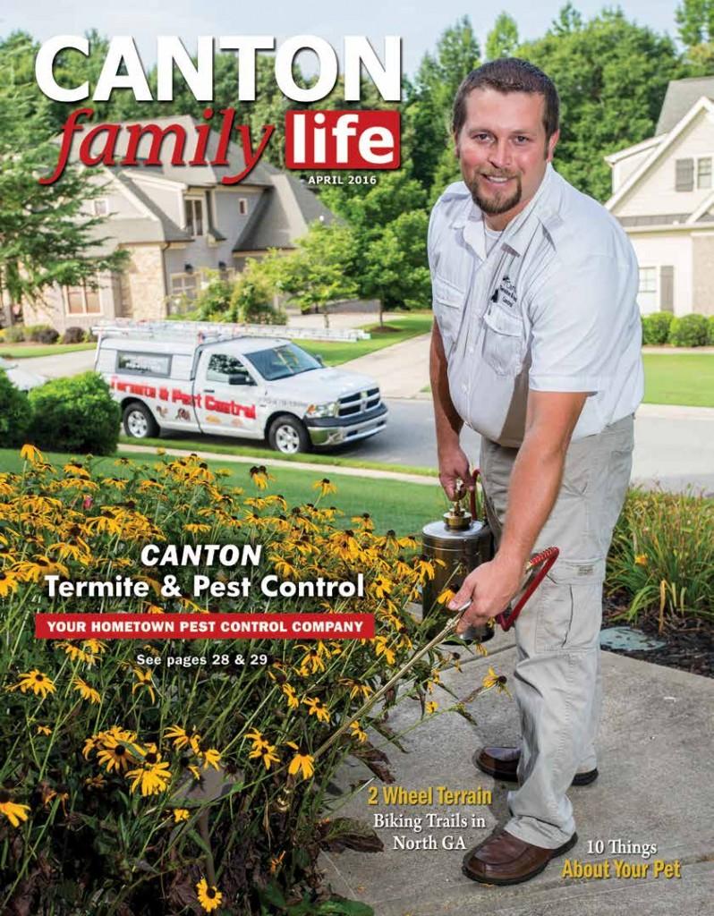 Canton Termite Cover 4-16