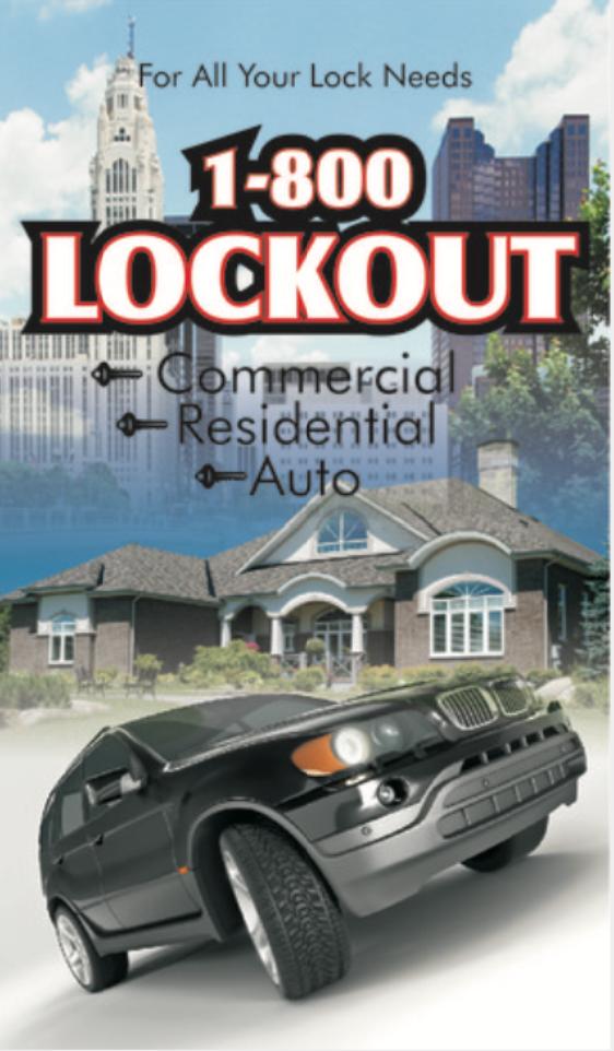 1(800) Lockout