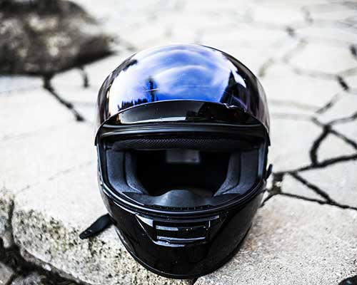 We provide helmets for things to do in Broken Bow and Beavers Bend