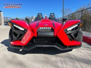 Red Slingshot front view