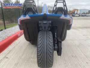 back tire of slingshot