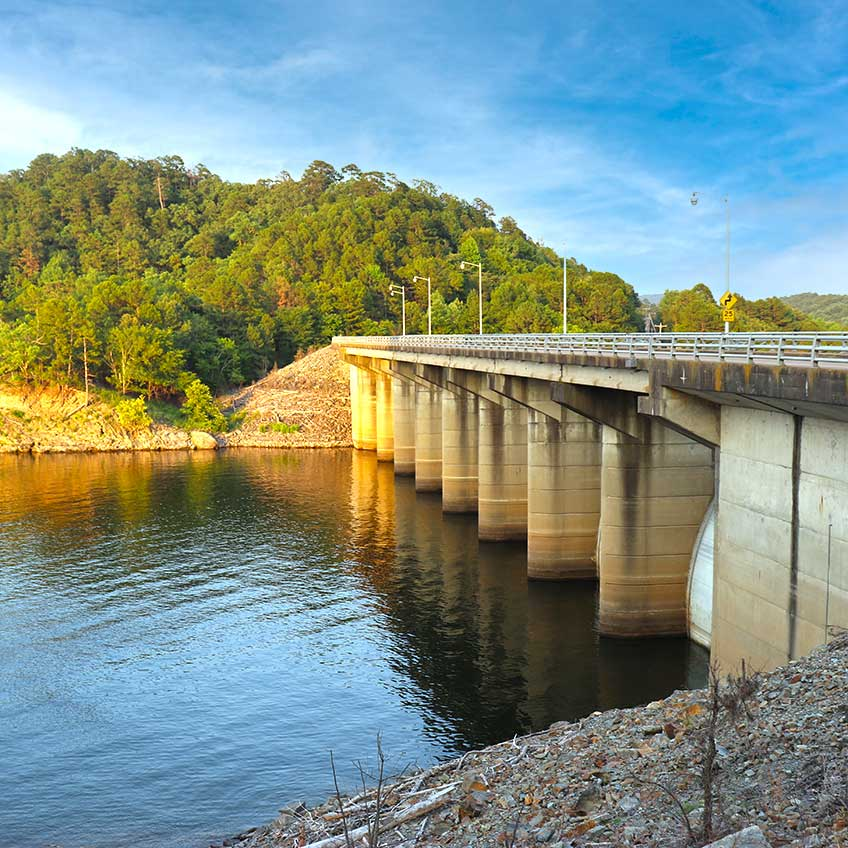 Things to do in at the Spillway
