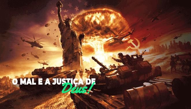 O mal e a justiça de Deus