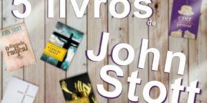 5 livrosde john scott