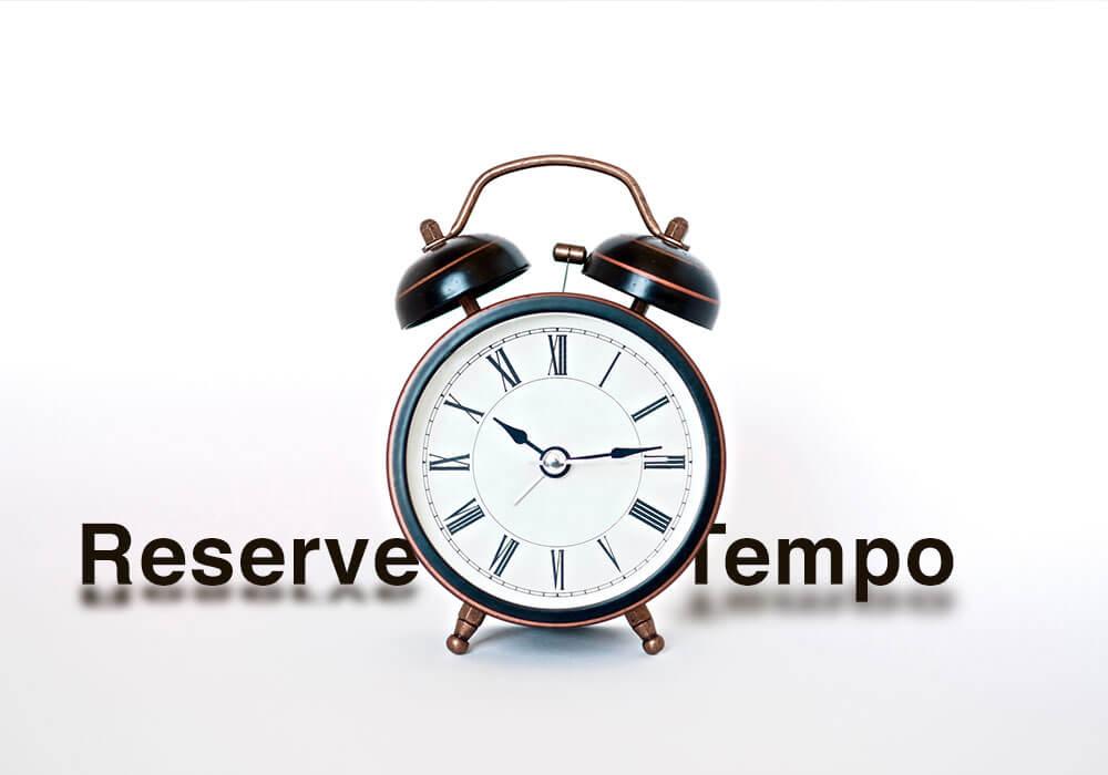 reserve tempo