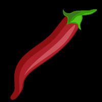 Mamacita's Salsa Asada Serrano Pepper