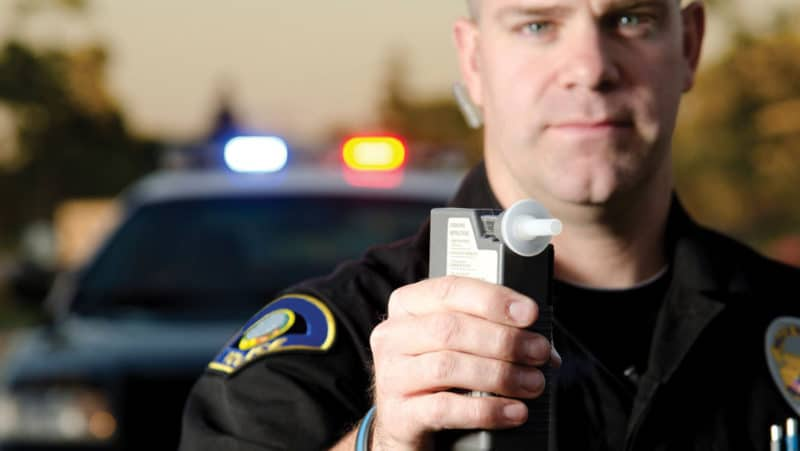 admittance of drinking alocjol to plioce officer - DUi New Hampshire