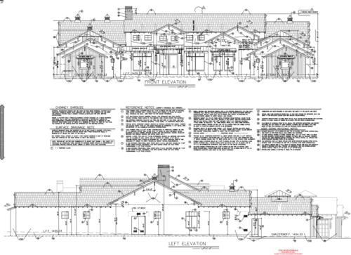 10834 E Laurel Ln. Scottsdale, AZ 85259 Front Elevation // Emily Wertz, Local Real Estate // JustClickYourHeels.com