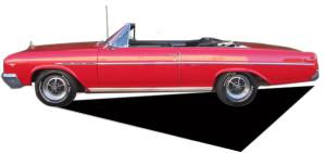 1965 Skylark Convertible web car