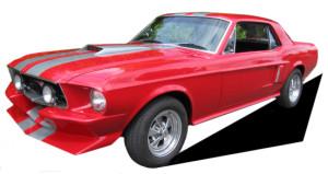 1967 Custom Coupe Elenor