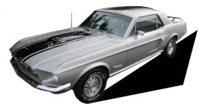 1968 Mustang Grey Black for web