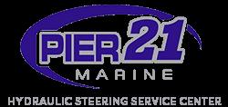 Pier 21 Hydraulic Steering