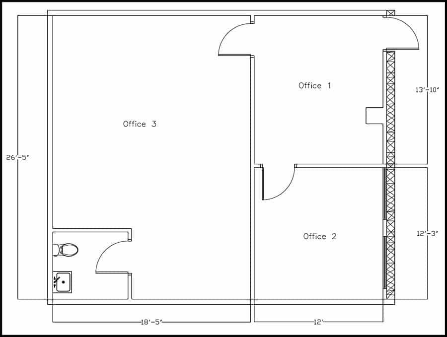 C2-1 Floor Plan