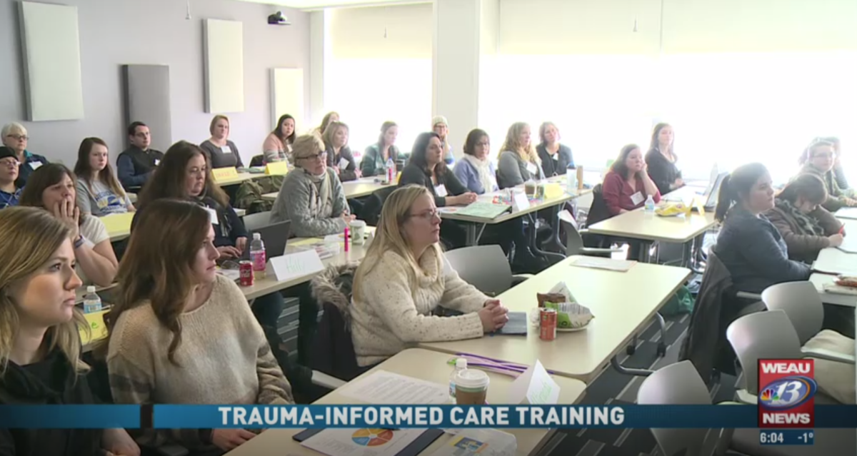 Marshfield Clinic Health System Hosts Trauma Informed Training for Afterschool Programs
