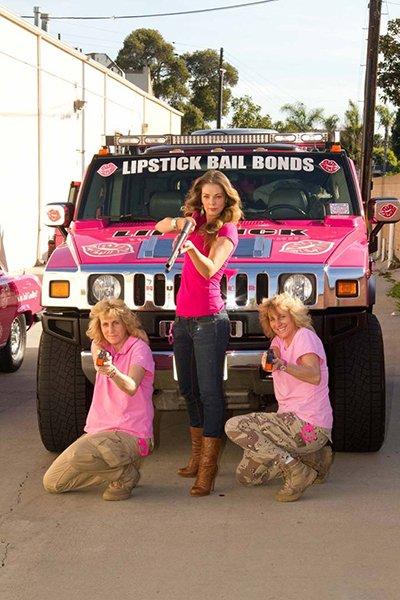 Lipstick Bail Bonds Girls