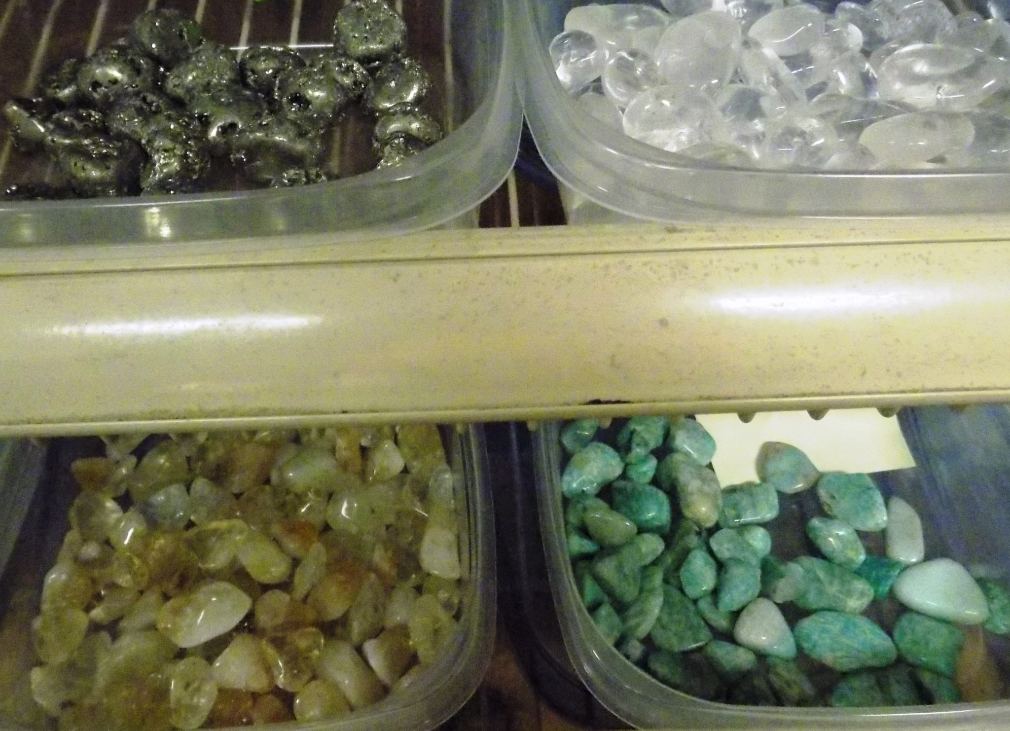 More Rocks and Stones