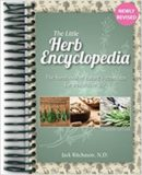 The Little Herb Encyclopedia: The handbook of nature's remedies for a healthier life, by N.D., PhD., ID Jack Ritchason