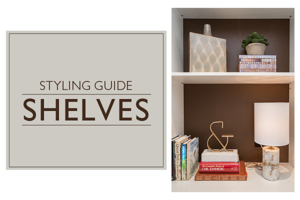 Style Guide Shelves