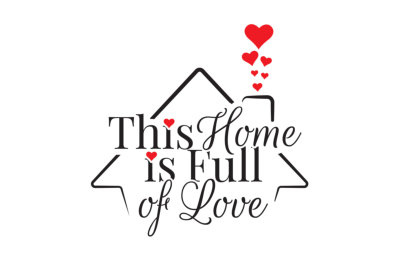 This Home is full of Love