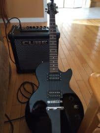 beginning on guitar