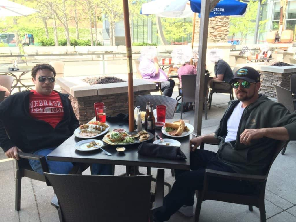 Roja Grill in Omaha