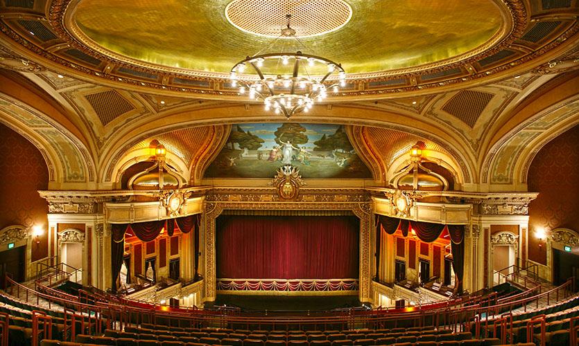 The Hippodrome Theater Interior