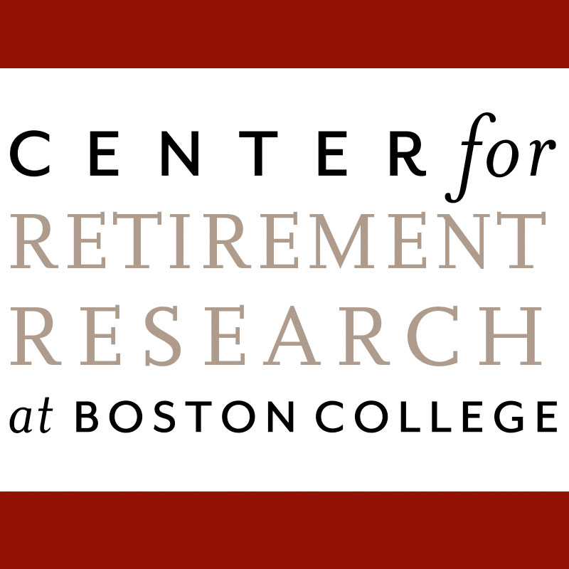 Center for Retirement Research at Boston College