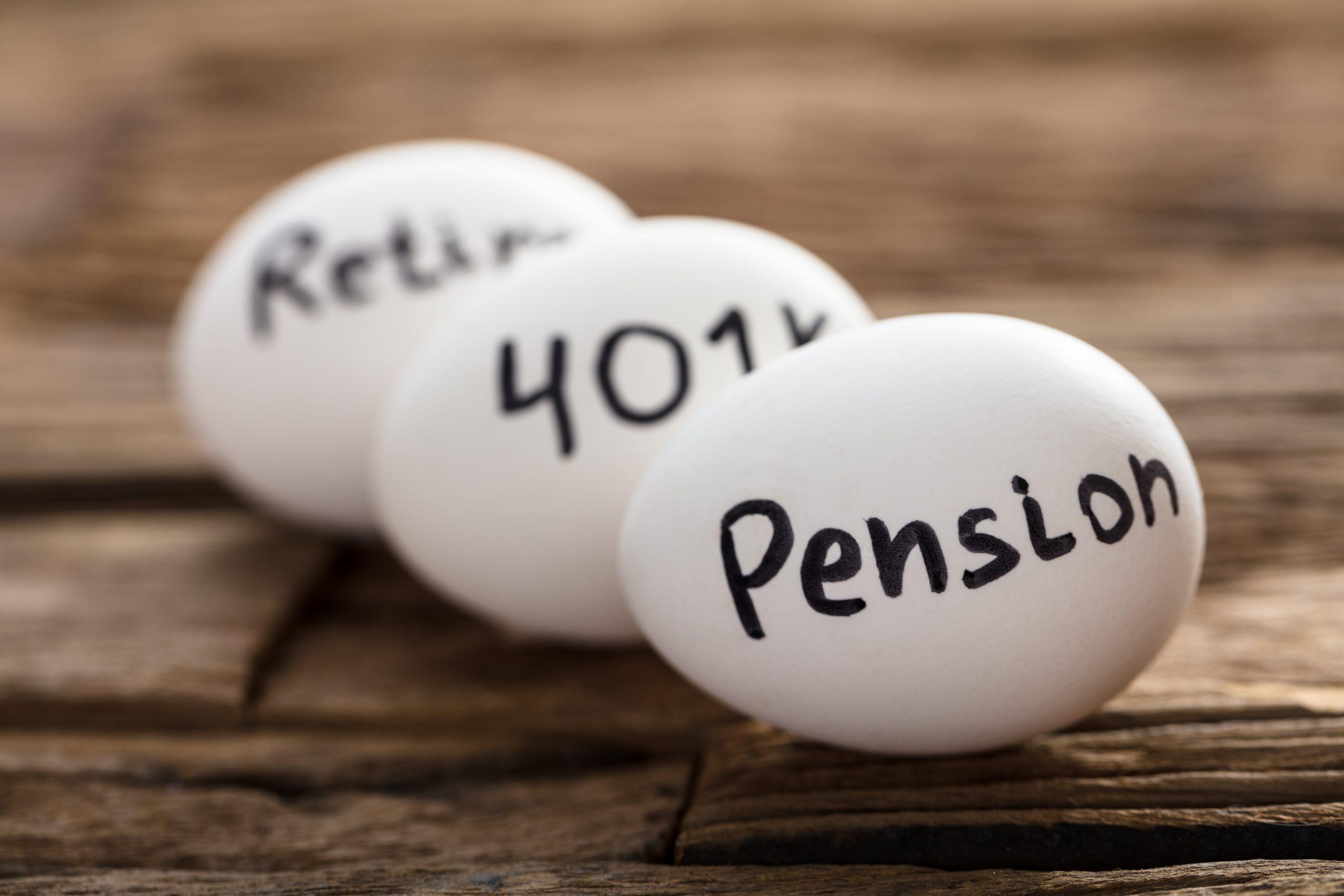 A 401(k) Plan Isn't a Pension Plan