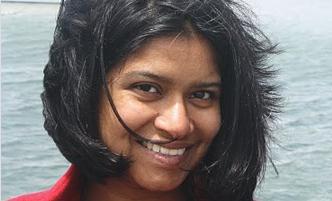 Non-Traditional Dissertation Profile: Promita Chakraborty