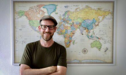 Non-Traditional Dissertation Profile: Benjamin Dix