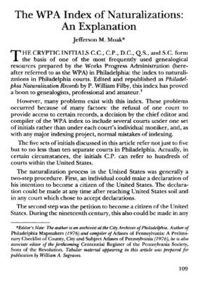 PGM Volume 36 No 2 – 109-116